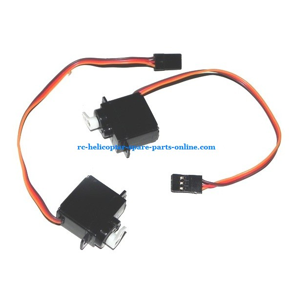 SH 8830 helicopter spare parts SERVO set