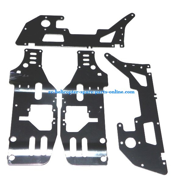 SH 8830 helicopter spare parts metal frame set