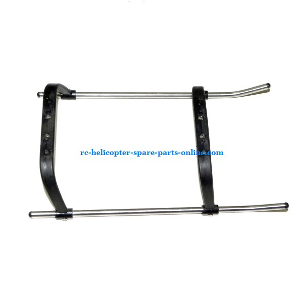 SH 8830 helicopter spare parts undercarriage