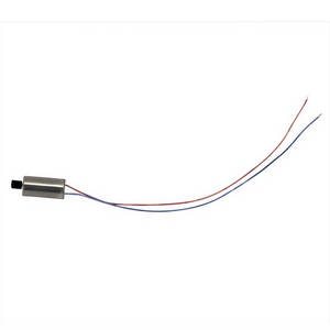 SJ RC X300 X300-1 X300-1C X300-1CW X300-2 X300-2C X300-2CW RC quadcopter drone spare parts main motor (Red-Blue wire)