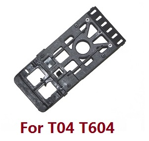 MJX T04 T604 RC helicopter spare parts bottom board