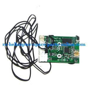 MJX T05 T605 RC helicopter spare parts PCB BOARD
