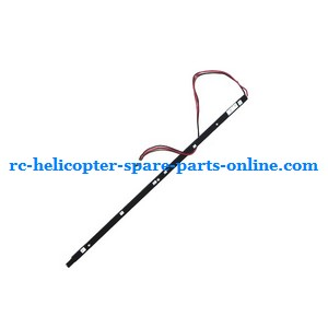 MJX T05 T605 RC helicopter spare parts tail LED bar