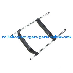 MJX T10 T11 T610 T611 RC helicopter spare parts undercarriage