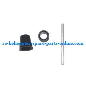 MJX T10 T11 T610 T611 RC helicopter spare parts bearing set collar + metal bar in the grip set