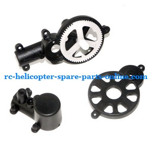MJX T10 T11 T610 T611 RC helicopter spare parts tail motor deck