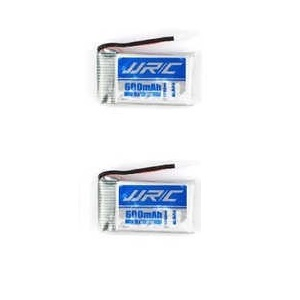 JJRC JJPRO T1 T2 RC quadcopter spare parts battery 3.7V 600mAh 2pcs