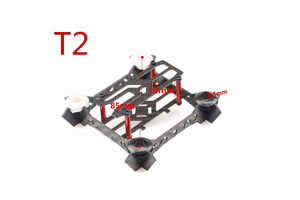 JJRC JJPRO T1 T2 RC quadcopter spare parts main frame (T2)