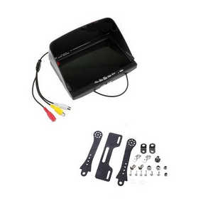 JJRC JJPRO T1 T2 RC quadcopter spare parts FPV monitor set