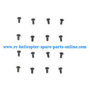JJRC JJPRO T1 T2 RC quadcopter spare parts screws