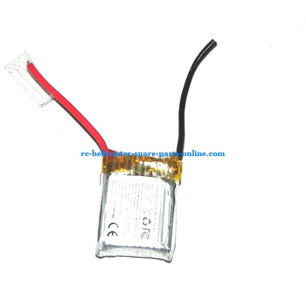 MJX T20 T620 RC helicopter spare parts battery