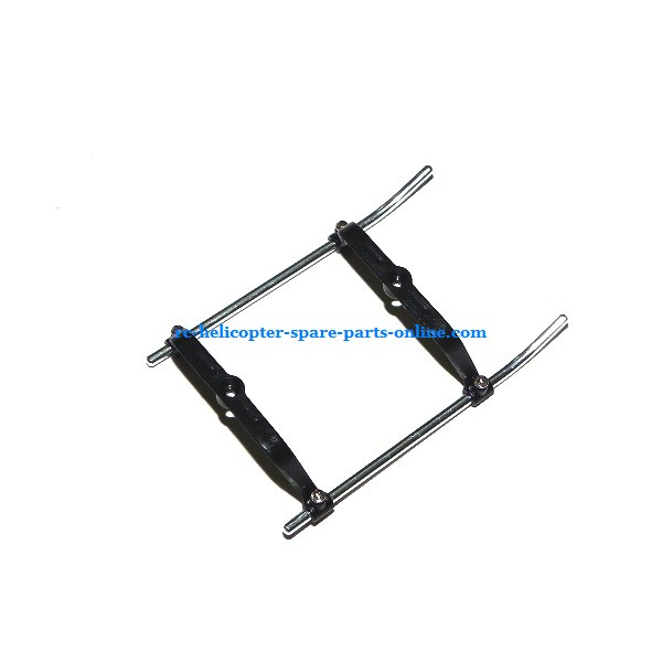 MJX T20 T620 RC helicopter spare parts undercarriage