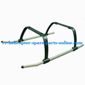 MJX T23 T623 RC helicopter spare parts undercarriage