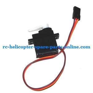 MJX T23 T623 RC helicopter spare parts SERVO