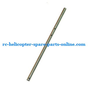 MJX T23 T623 RC helicopter spare parts hollow pipe