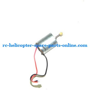 MJX T23 T623 RC helicopter spare parts main motor with long shaft
