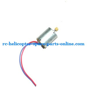 MJX T23 T623 RC helicopter spare parts main motor with short shaft
