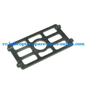 MJX T23 T623 RC helicopter spare parts back plastic board
