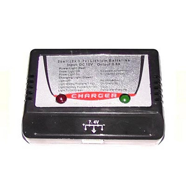 MJX T34 T634 RC helicopter spare parts balance charger box