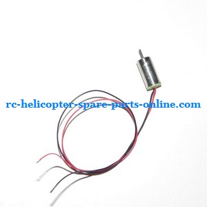 MJX T38 T638 RC helicopter spare parts tail motor