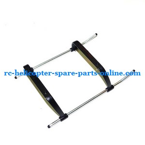 MJX T40 T640 T40C T640C RC helicopter spare parts undercarriage