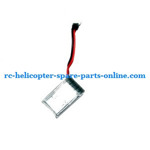 MJX T54 T654 RC helicopter spare parts battery