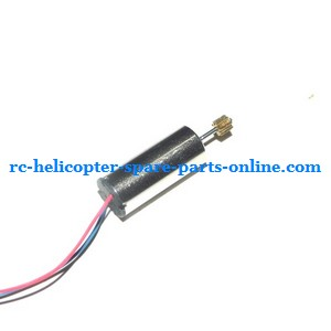 MJX T54 T654 RC helicopter spare parts main motor with long shaft