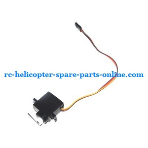 MJX T55 T655 RC helicopter spare parts SERVO