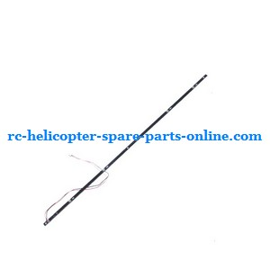 MJX T55 T655 RC helicopter spare parts tail LED bar