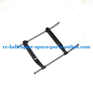 MJX T55 T655 RC helicopter spare parts undercarriage
