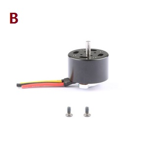 Hubsan ZINO 2 RC Drone Quadcopter spare parts main motor B