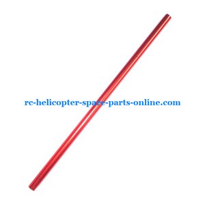 UDI U12 U12A helicopter spare parts tail big boom red