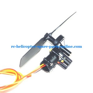 UDI U12 U12A helicopter spare parts tail blade + tail motor + tail motor deck