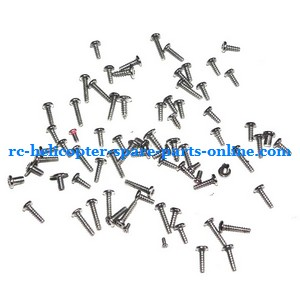 UDI U23 helicopter spare parts screws set