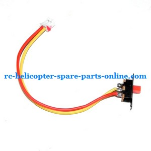 UDI U23 helicopter spare parts on/off switch wire