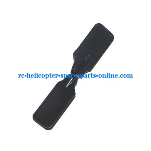 UDI RC U6 helicopter spare parts tail blade
