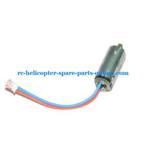 UDI RC U6 helicopter spare parts main motor with short shaft