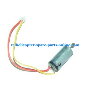 UDI RC U6 helicopter spare parts main motor with long shaft