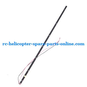 UDI U7 helicopter spare parts tail LED bar