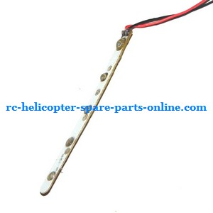 UDI U803 helicopter spare parts LED bar