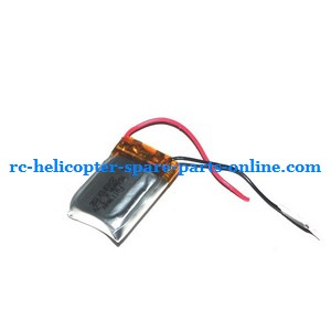 UDI U807 U807A helicopter spare parts battery