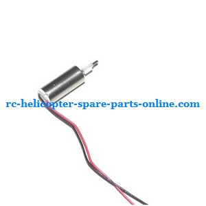 UDI U807 U807A helicopter spare parts main motor with short shaft