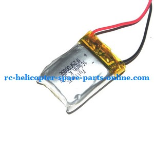 UDI U809 U809A helicopter spare parts battery