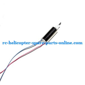 UDI U813 U813C helicopter spare parts main motor (Red-Blue wire)