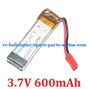 SYMA S032 S032G S32(2.4G) RC helicopter spare parts battery 3.7V 600Mah