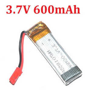 UDI U819A U819 RC Quadcopter spare parts battery 3.7V 600mAh