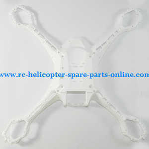 UDI RC U842 U842-1 U842 WIFI U818S U818SW quadcopter spare parts lower cover (White)