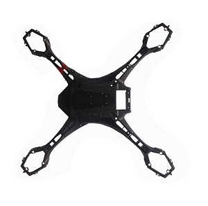 UDI RC U842 U842-1 U842 WIFI U818S U818SW quadcopter spare parts lower cover (Black)