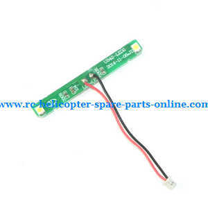 UDI RC U842 U842-1 U842 WIFI U818S U818SW quadcopter spare parts LED light on the head of the cover