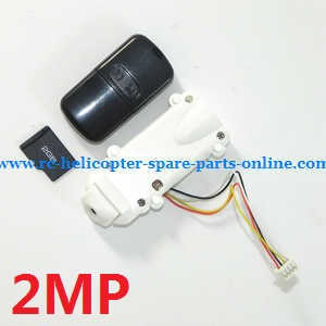 UDI RC U842 U842-1 U842 WIFI U818S U818SW quadcopter spare parts camera (2MP)